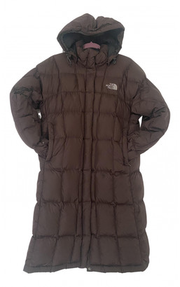 The North Face Brown Viscose Coats