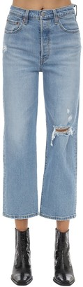 Levi's Rib Cage Straight Leg Stretch Jeans