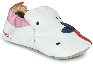 Catimini CIRINI girls's Flip flops in White