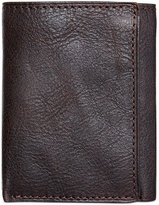 Patricia Nash Men's Tuscan Leather Trifold