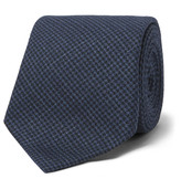 Brunello Cucinelli - 7cm Linen, Wool And Silk-blend Tie