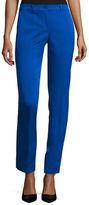 Michael Kors Samantha Wool-Blend Skinny Pants