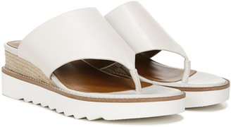 Franco Sarto Wedge Sport Thong Sandals - Cramer