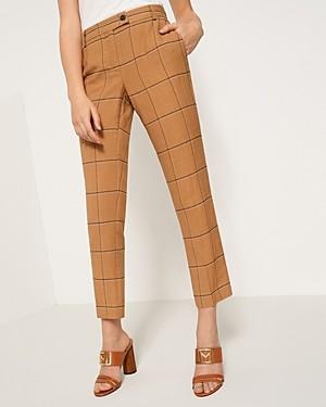 Marella Duna Straight-Fit Pants