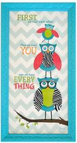 New View ''Owls'' Wall Decor