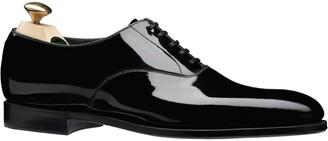 Crockett Jones Crockett and Jones Overton Black Tie Shoe in Black