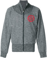 Vivienne Westwood pinstripe zipped jacket