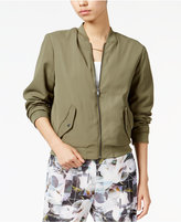 Bar III Bomber Jacket, Only at Macy's