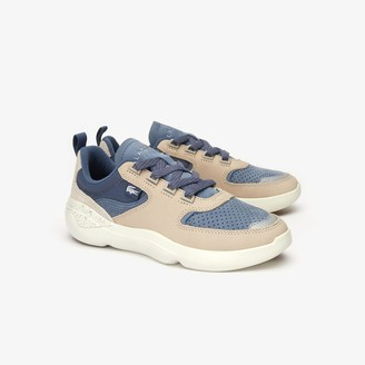 Lacoste Women's Wildcard Paneled Leather Sneakers