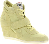 Ash Bowie Banana Wedge Trainers