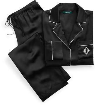 Ralph Lauren Silk Pajama Set