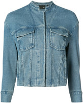 AG Jeans denim jacket - women - Cotton - XS