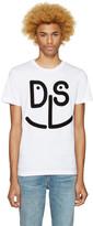 Diesel White T-Diego-Md T-Shirt