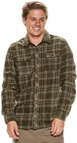 O'Neill Men's Glacier Plaid Long Sleeve