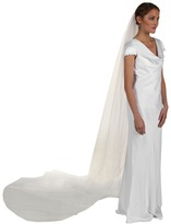 Nina Claire Single Tier Cathedral Veil Hair Accessories