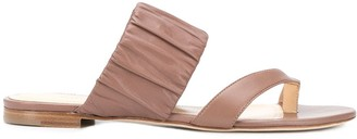 Chloe Gosselin Emiliana toe-post sandals