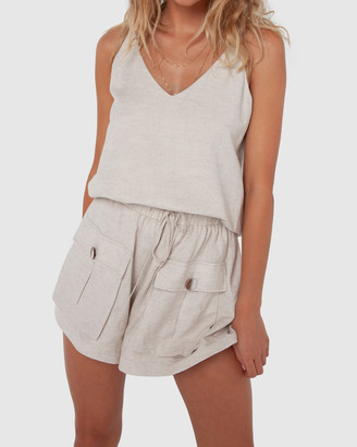 Madison The Label - Women's High-Waisted - Calli Shorts - Size One Size, 10 at The Iconic