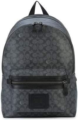Coach signature canvas Academy backpack
