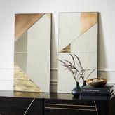 west elm Roar + RabbitTM Infinity Mirror