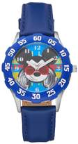 Disney Disney's Mickey Mouse DJ Boys' Leather Watch