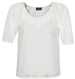 Kookai BASALOUI women's Blouse in White