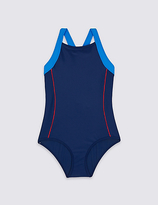 Marks and Spencer Swimsuit with Lycra® Xtra LifeTM (3-14 Years)