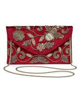Fantasie Glamorous Embroidered Clutch Bag