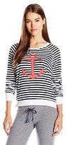 Sundry Women's Anchor Sweatshirt
