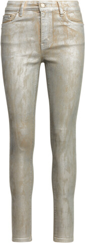 Thumbnail for your product : Ralph Lauren High-Rise Skinny Ankle Jean