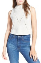 Somedays Lovin Women's Sunfell Knit Crop Top