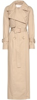 See by Chloe Oversized Cotton Trench Coat