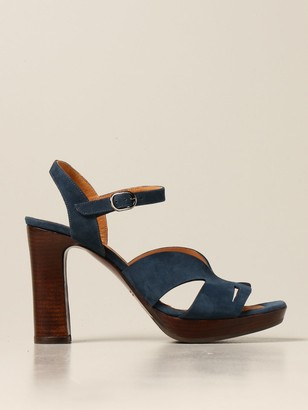 Chie Mihara Canina Sandal In Suede