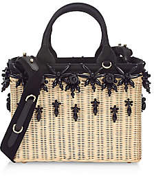 Prada Women's Ricamo Basket Bag