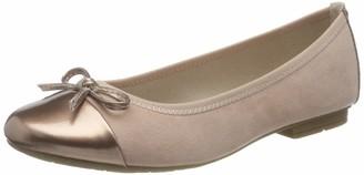 Jana 100% comfort Women's 8-8-22109-25 Ballet Flat
