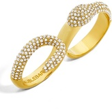 BaubleBar Vipress Snake Ring