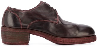 Guidi 792Z Derby shoes