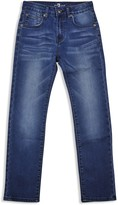 7 For All Mankind 7 for All Man Kind Boys' Slimmy Straight Jeans