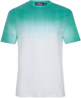 Topman Bright Green Top Dye T-Shirt