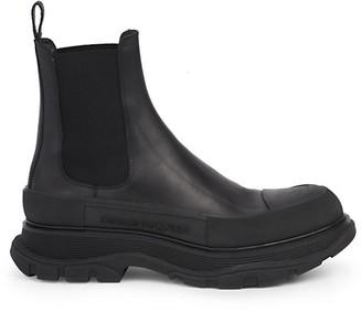 Alexander McQueen Men's Tread Slick Chelsea Boots