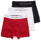Tommy Hilfiger Classic Knit Trunk- 3 Pack
