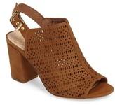Vince Camuto Women's Brashell Peep Toe Sandal