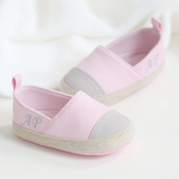 My 1st Years Pink Personalised Espadrilles