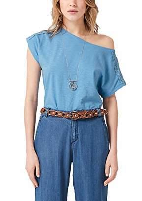 S'Oliver womens 14.904.32.43 Regular Fit Short Sleeve T - Shirt,14 (Manufacturer Size: )