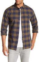 Tavik Cohen Plaid Modern Fit Shirt