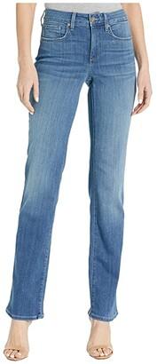 NYDJ Marilyn Straight Jeans in Hobie (Hobie) Women's Jeans