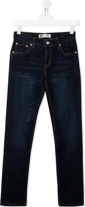 Levi's TEEN straight-leg jeans
