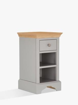 John Lewis & Partners Lymington 1 Drawer Bedside Table