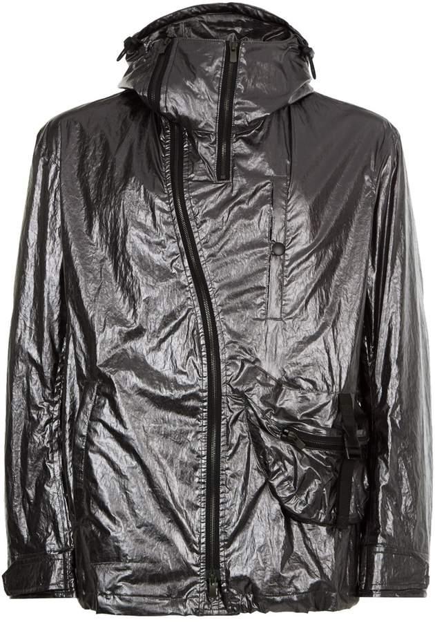 Grenfell Metallic Bowfell Coat
