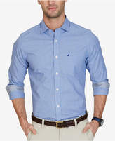 Nautica Men's Big & Tall Classic-Fit Non-Iron Long-Sleeve Shirt