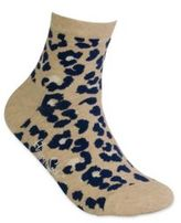 Happy Socks Leopard Ankle Socks